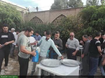 تصاویر/  حال و هوای همدان در عید غدیر