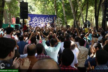 تصاویر/ قافله شادی عید سعید غدیر در اصفهان