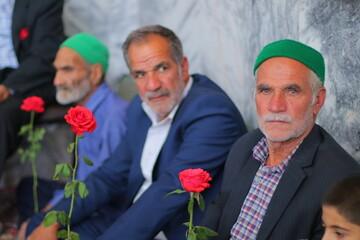 تصاویر/ جشن عید غدیر خم در روستای سیوجان بیرجند