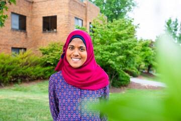 استخدام نخستین مشاور مذهبی مسلمان در دانشگاه متدویست در ویرجینیا