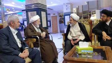 فتوای مرجعیت عراق در خنثی کردن توطئه داعش بسیار تاثیر گذار بود