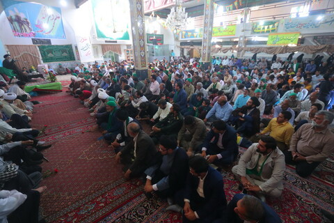 جشن عید غدیر خم در روستای سیوجان بیرجند