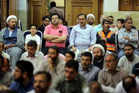 تصاویر/ جشن عید غدیر در مسجد الغدیر قم