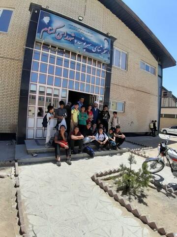 تصاویر شما/ فعالیت فرهنگی تبلیغی روحانی روستای لامیان شهرستان تویسرکان