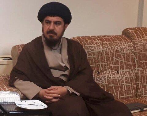حجت الاسلام سیدجلال حسینی