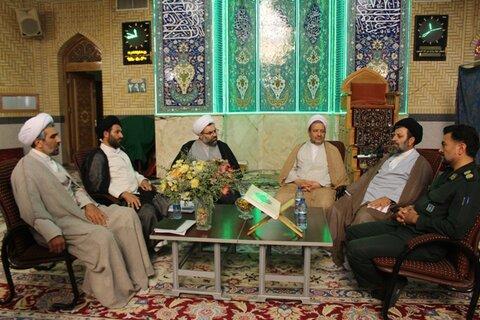 هم اندیشی شورای عالی مساجد