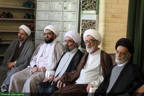 تصاویر/ مراسم جشن غدیر حوزه علمیه همدان