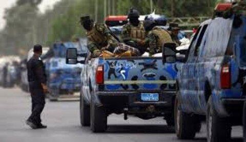شرطة القبض على اعلام داعش
