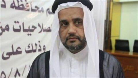 محمد اللکاش از رهبران جریان حکمت عراق