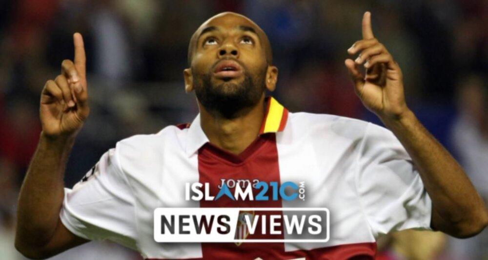 فوتبالیست مسلمان نخستین مسجد سویا را بنا می کند