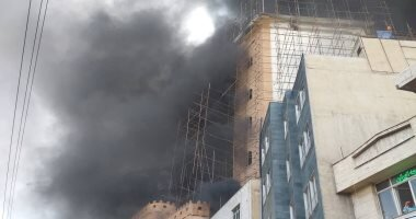 دانشجوی الازهر به خاطر مردود شدن یک موسسه آموزشی را به آتش کشید