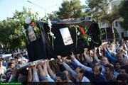 تصاویر/ مراسم تشییع و خاکسپاری امام جمعه خمینی شهر
