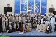 تصاویر/ گردهمایی مفسران قرآن کریم و نهج البلاغه در غدیریه دیانی