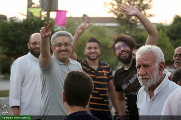 تصاویر شما/ جشن عید غدیر در اسالم با موضوع #شادی حلال
