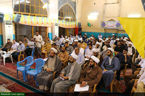 دوره  تخصصی تمهیدیه درس خارج اصفهان