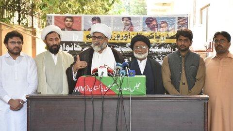 دبیر کل مجلس وحدت مسلمین پاکستان