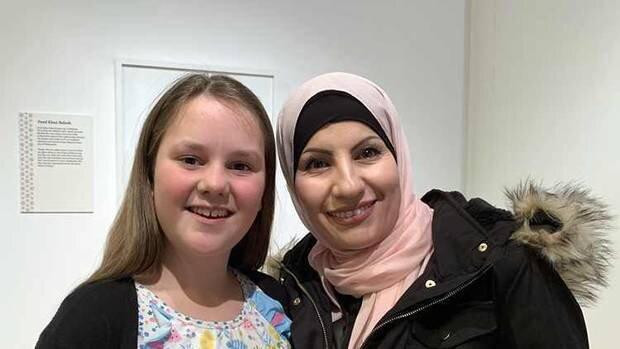 هدیه ویژه دختر 11 ساله نیوزلندی به مسلمانان کشورش