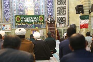 تصاویر/ مراسم چهلم حجت الاسلام والمسلمین سید علیرضا حائری در قم