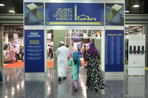 56امین همایش جامعه اسلامی آمریکای شمالی در هیوستون برگزار می شود