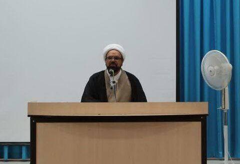 حجت الاسلام شمس الدین احمدی