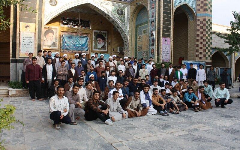 دوره تابستانه طلاب حافظ قرآن حوزه های علمیه به روایت تصویر