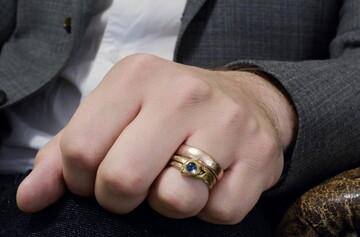 حکم خرید و فروش طلای مختص مردان