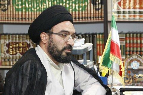حجت الاسلام سیدموسی محمودی