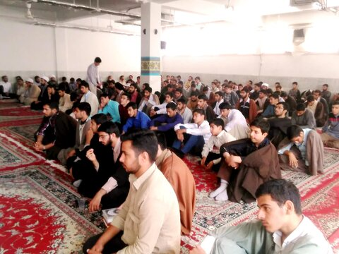 حوزه علمیه نجف آباد