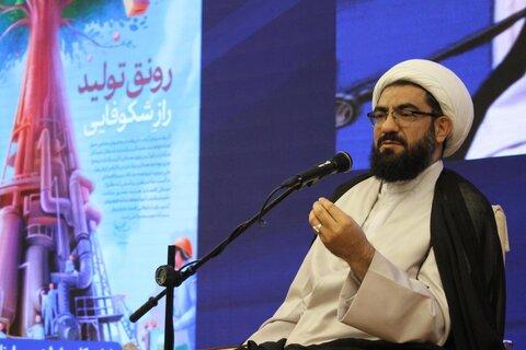 درس اخلاق نماینده ولی فقیه در استان همدان