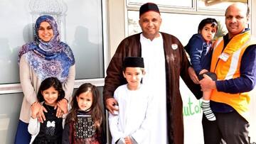 مرکز اسلامی تارانکی نیوزیلند روز درهای باز برگزار کرد
