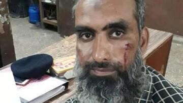 گجرات؛ پاسبان پلیس به دلیل مسلمان بودن مورد حمله قرار گرفت