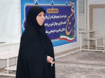 کارگاه آموزشی بانوان بسیجی شمال استان اصفهان در کاشان برگزار شد