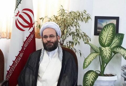 حجت الاسلام آزادی - امام جمعه هادی شهر مازندران