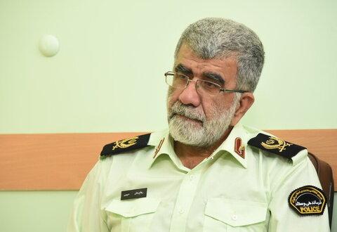 فرمانده انتظامی فارس