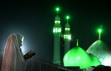 برنامه عزاداریهای محرم در مسجد جمکران