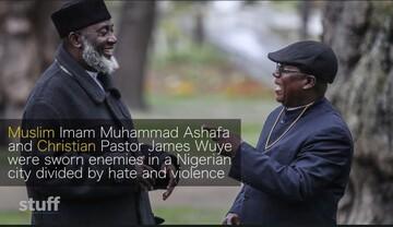 روایت زندگی کشیش مسیحی و روحانی مسلمان؛ از دشمنی به دوستی