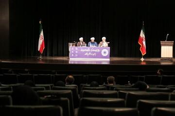 تصاویر/ همایش ملی رسانه و سبک زندگی اسلامی ایرانی با محوریت استحکام خانواده در تهران