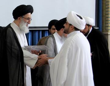 سال تحصیلی حوزه علمیه استان البرز آغاز شد