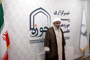 فیلم/ بازدید آیت الله محمد السند، استاد حوزه علمیه نجف از رسانه رسمی حوزه