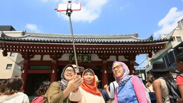 Halal tourism boom draws Muslim holidaymakers to Asia