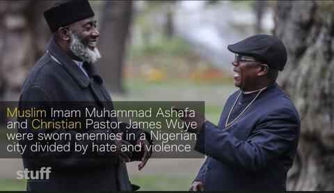 روایت زندگی کشیش مسیحی و روحانی مسلمان، از دشمنی به دوستی