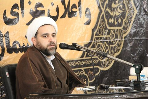 حجت الاسلام سهرابی، مدیر کل سازمان تبلیغات اسلامی استان تهران