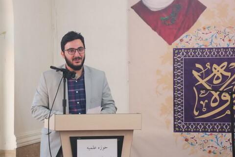 تصاویر شما/ مراسم افتتاحیه و عمامه گذاری طلاب مدرسه علمیه مهدوی و شهید باهنر تهران