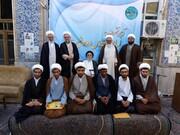تصاویر/ مراسم تلبس طلاب حوزه علمیه کرمان به لباس مقدس روحانیت