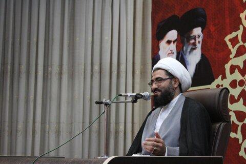 حجت الاسلام والمسلمین شعبانی