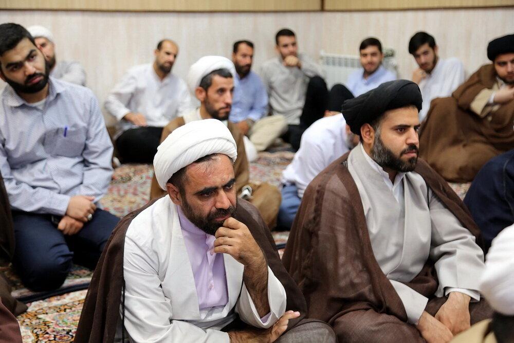 همایش مبلغین اوقاف شیراز