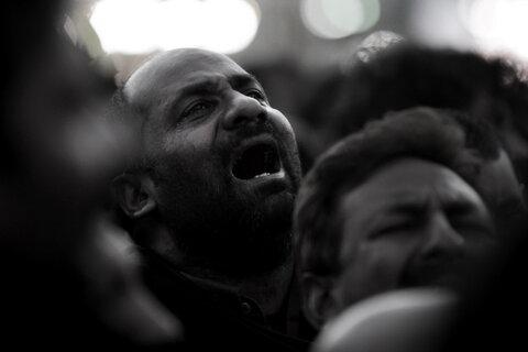 گریه بر حسین علیه السلام
