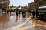 العتبة العلوية تكمل استعداداتها لتقديم الخدمات الميدانية في شهر محرم الحرام + صور