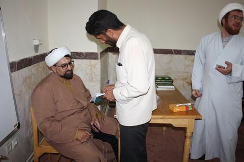 تصاویر/ کارگاه یک روزه مهارتهای تبلیغی برای مبلغان کرمانشاه و ایلام
