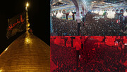 گزارشی از فعالیت های حرم امام حسین(ع) برای استقبال از ماه محرم + تصاویر